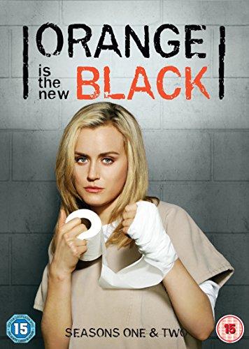 Orange is the New Black - Season 1-2 [DVD] [2015]