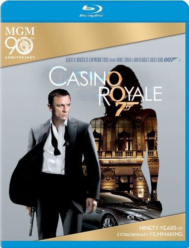 Casino Royale (2006) [Blu-ray]