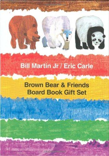 Brown Bear & Friends Board Book Gift Set (Brown Bear and Friends)