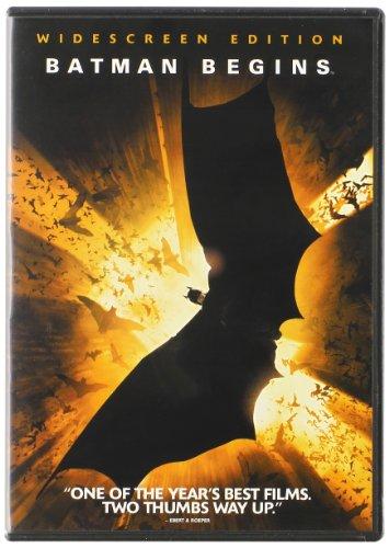 Batman Begins (Single-Disc Widescreen Edition)