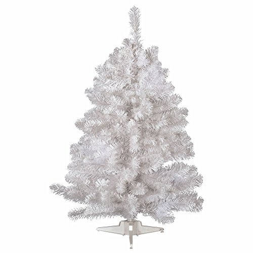 Vickerman A805720 Unlit Aberdeen Spruce Artificial Christmas Tree, 36 x 15