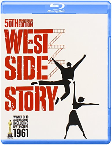 West Side Story Blu-ray