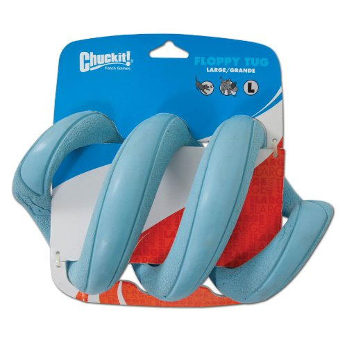 Chuckit! 52036 Floppy Tug Large, Assorted Colors