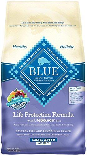 Blue Buffalo BLUE Life Protection Formula Small Breed Recipe - Fish
