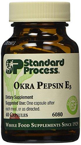 Standard Process Okra Pepsin E3 40c