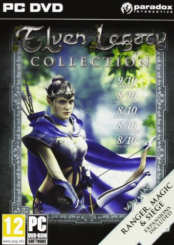 Elven Legacy Collection (PC DVD)