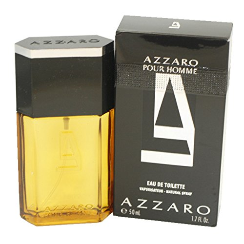 Azzaro Pour Homme Azzaro Eau de Toilette, 50 ml for Men