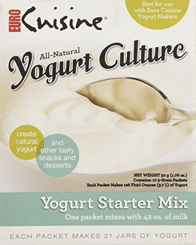 Euro Cuisine Yogurt Starter - 10 × 5 g