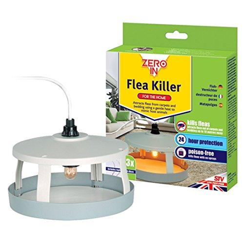 Zero In Flea Killer, ZER020