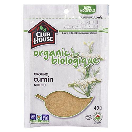Club House Organic Ground Cumin 40g
