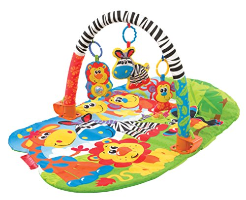 Playgro 3 in 1 Super Safari Gym for Baby
