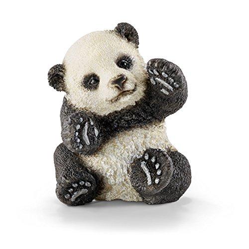 Schleich Playing Panda Cub