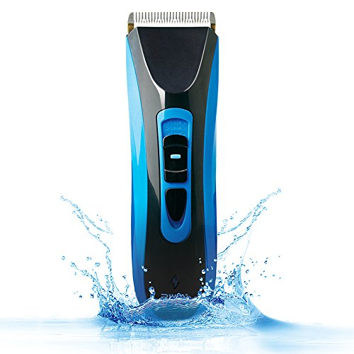 Riwa 750A Professional Cordless Hair Grooming Kit Wet/Dry Hair Clipper for Barber / Family Use