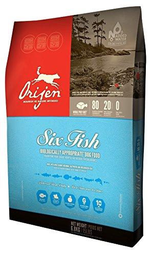 Orijen 6 Fish 80/20 - 5 lb