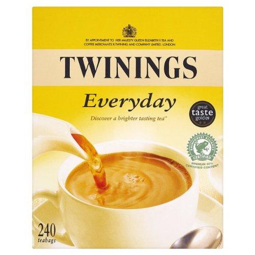Twinings Everyday Tea Bags 200 Bags