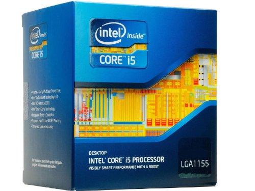 Intel Core i5-3570K Quad-Core Processor 3.4 GHz 4 Core  LGA 1155 - BX80637I53570K