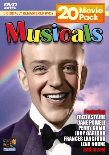 Musicals 20 Movie Pack