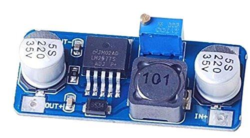niceEshop(TM) LM2577 DC-DC Adjustable Step-up Power Converter Module