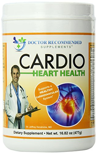 Doctor Recommended Cardio Heart Health Dietary Supplement, 1 Pound