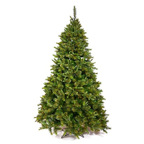 4.5' Mixed Pine Cashmere Artificial Christmas Tree - Unlit