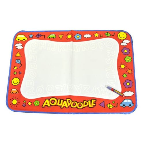 Aquadoodle Basic Jumbo Drawing Mat Set, 31.5 X 21.5