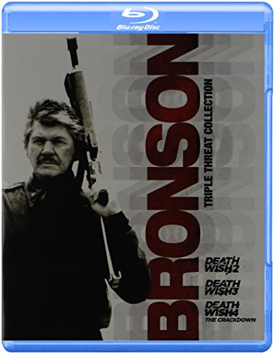 Bronson Triple Threat Collection Blu-ray