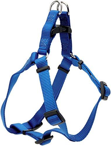 Coastal Pet Products DCP6445BLU Nylon Comfort Wrap Adjustable Dog Harness, 5/8-Inch, Blue