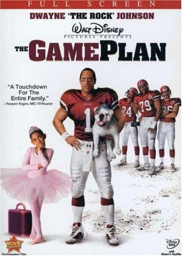 The Game Plan (Full Screen)