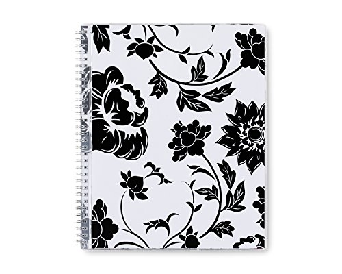 Blue Sky Barcelona Create Your Own Cover Academic Year 16/17 Weekly/Monthly 8.5 x 11 Planner
