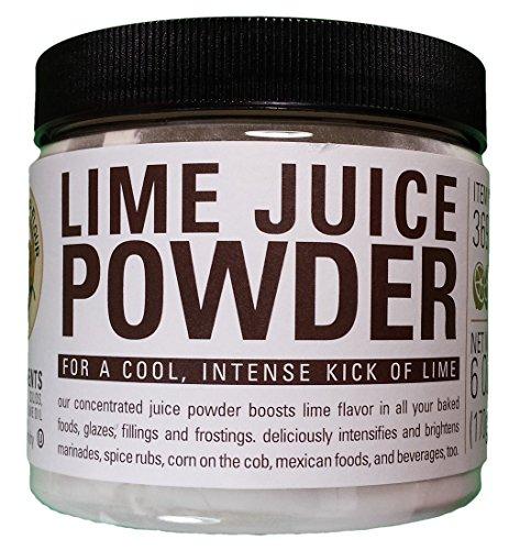 King Arthur Flour Lime Juice Fruit Powder - 6 Oz