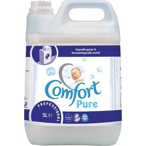 C Comfort Pure Fabric Conditioner 5 litre (1)