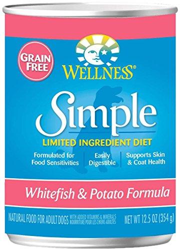 Wellness Simple Salmon & Potato Formula - 12 x 12.5 oz