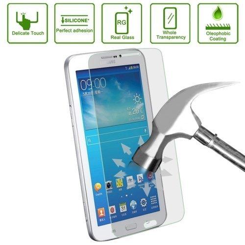 VONOTO Samsung Galaxy Tab 4 7.0 T230 [Tempered Glass Screen Protector] 0.3mm Thickness Tempered Glass Screen Protector for Samsung Galaxy Tab 4 7.0 T230