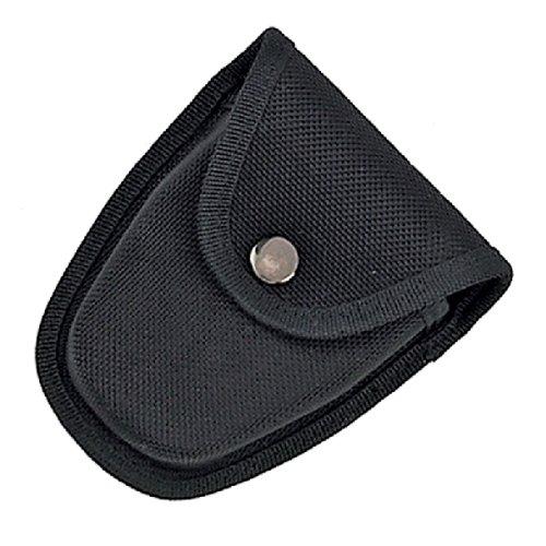 Joy Enterprises FP15938 Fury Tactical Molded Ballistic Nylon Handcuff Case, Black