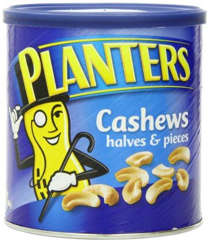 Planters Cashew Halves and Pieces, 14 Ounce