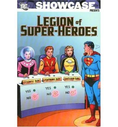 [ Legion Of Super-Heroes: Volume 1 (Showcase Presents (Paperback)) ] By DC Comics (Author) [ Apr - 2007 ] [ Paperback ]