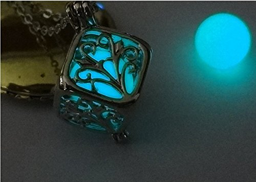 Handmade Fashion Glow In The Dark Pendant