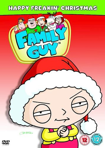 Family Guy - Happy Freakin' Christmas [DVD]