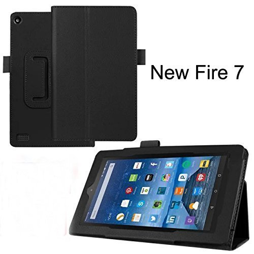 Xinda 2015 Folio Leather Smart Case Cover Stand For Fire 7 Fire HD 7 7 7inch
