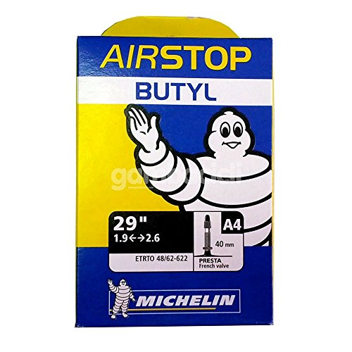 Michelin A4 Airstop Inner tube 48/54-622, SV 40 mm