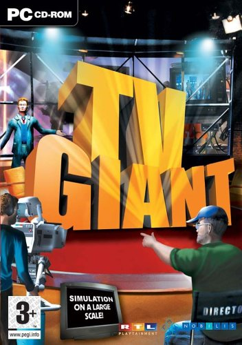 TV Giant (PC CD)