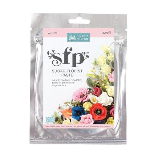 Sugar Florist Paste SFP - Pale Pink