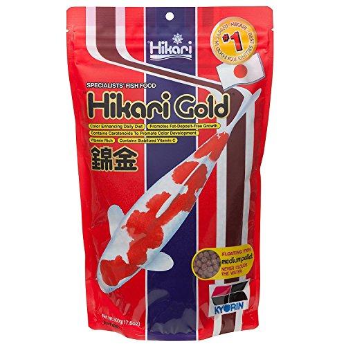 Hikari Gold Pellets Pond Fish Food
