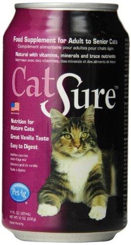 PetAg CatSure Senior Nutritional Supplement 11oz