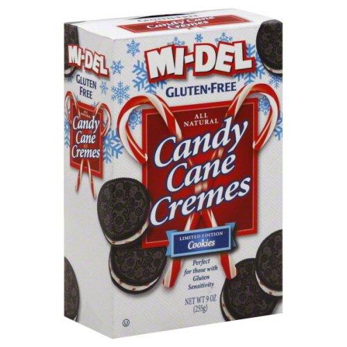 Mi-del Candy Gluten Free Limited Edition Cane Cremes