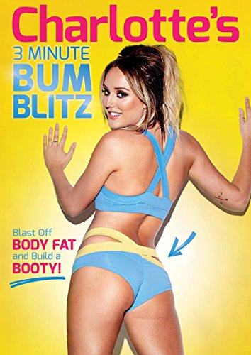 Charlotte's 3 Minute Bum Blitz [DVD] [2015]