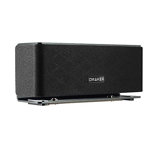 Omaker M2 Bluetooth 4.0 Hi-Fi Speaker BoomBox Brushed Aluminium Portable NFC Speaker,Wireless Stereo bluetooth Speaker with Super-Sized 14W Driver