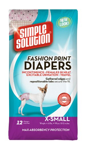 Simple Solution Fashion Disposable Diapers