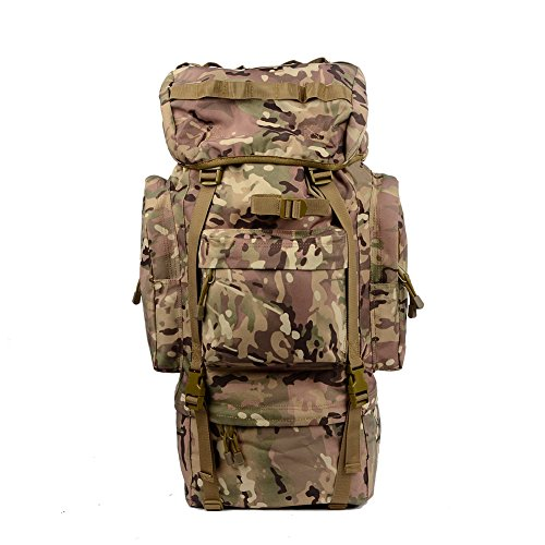 YAKEDA® Woodland Digital hiking backpack Waterproof Multifunction Tool Bag large military backpack,High Capacity tactical backpack--6.24