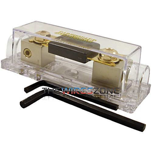 Earthquake Sound ANL Fuse Block/Holder Complete with 100A ANL Fuse